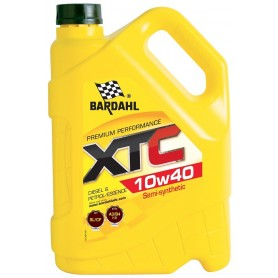 XTC SYNTHETIC 10W40 3/5L.
