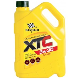 XTC SYNTRONIC 5W30 3x5L. C3-MB-BMW