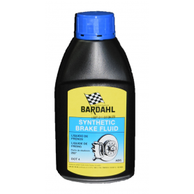 SYNTHETIC BRAKE FLUID 20/500 DOT 4