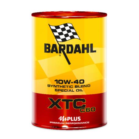 XTC C60 FULL. MOTOR OIL 10W40 24/1 l. (AUTO)
