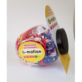 Tarro 72 Ambientadores E-motion 6 Fragancias