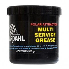 MULTI SERVICE GREASE AMBAR 12/500