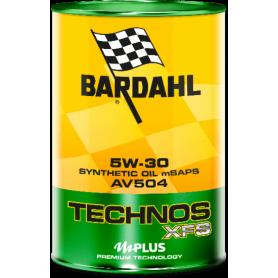 TECHNOS XFS AV504 5W30 24/1L
