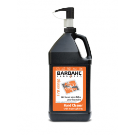 Jabón First Orange (gel) 4x3,8L.