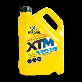 XTM 15W40 3/5 - ACEA E7, API CH-4/SJ